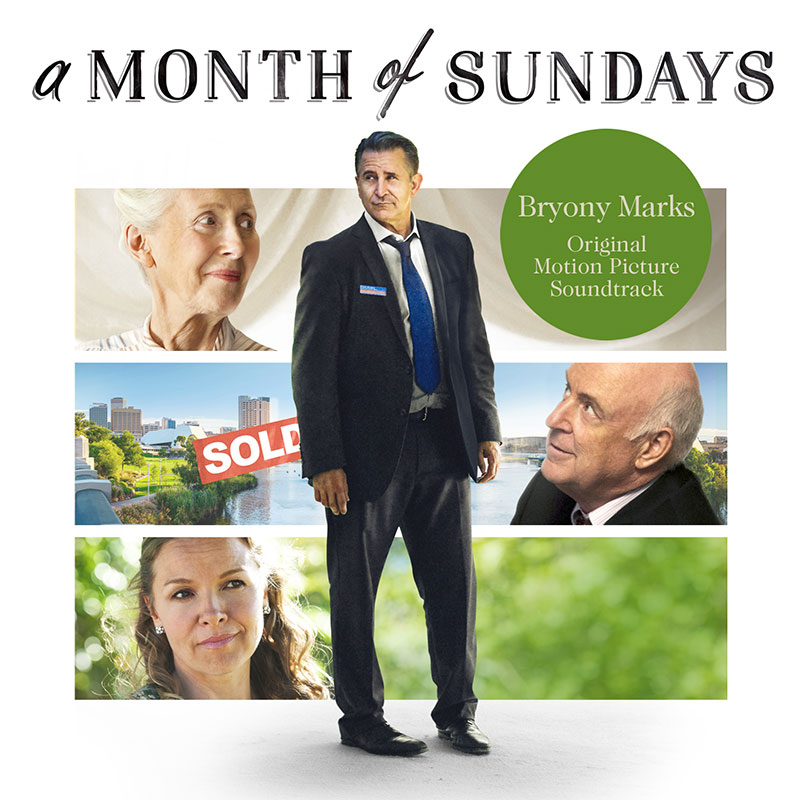 Image of the album cover of A Month of Sundays (Original Soundtrack)