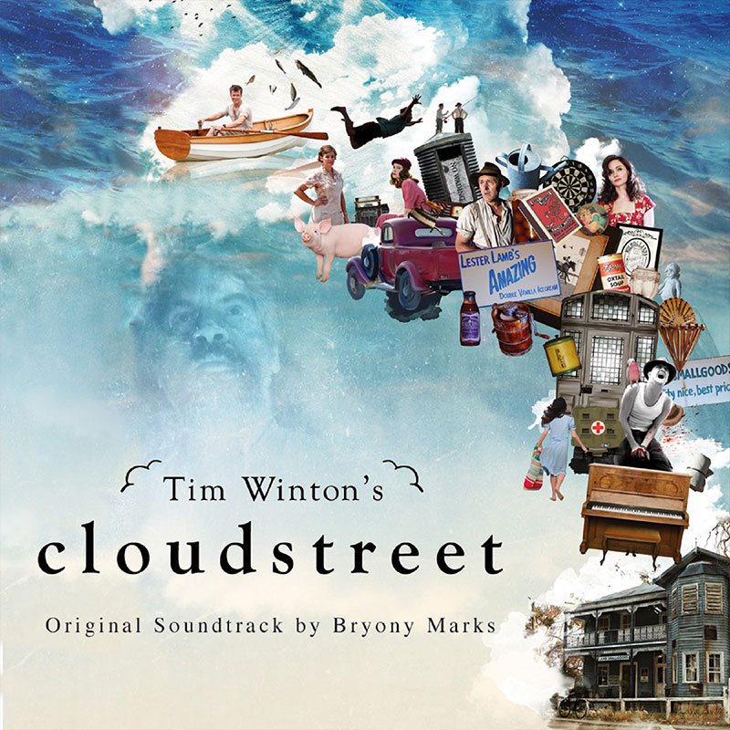 Image of the album cover of Cloudstreet (Original Soundtrack)