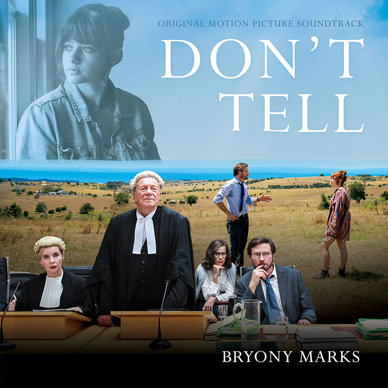 Image of the album cover of Don't Tell (Original Soundtrack)