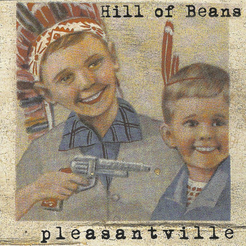 Image of the album cover of Hill of Beans