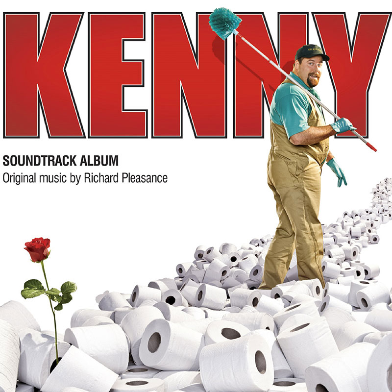 Image of the album cover of Kenny (Soundtrack Album)