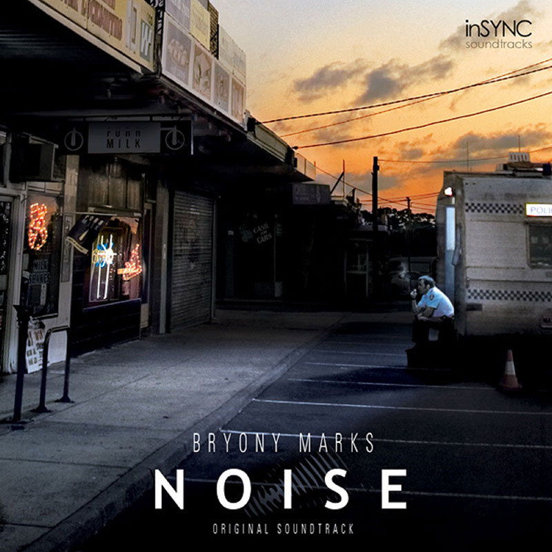 Image of the album cover of Noise (Original Soundtrack)