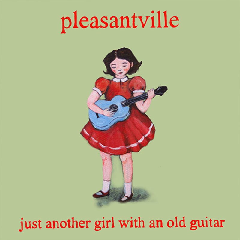 Image of the album cover of Just Another Girl With an Old Guitar