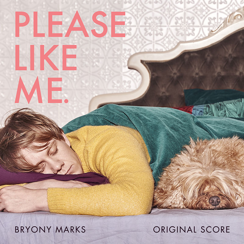 Image of the album cover of Please Like Me (Original Score)