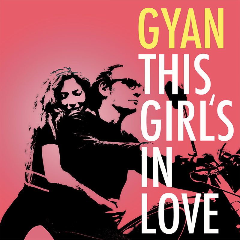 Image of the album cover of This Girl's in Love