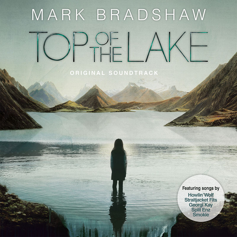 Image of the album cover of Top of the Lake (Original Soundtrack)