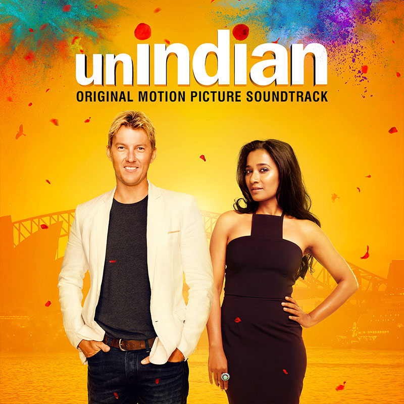 Image of the album cover of Unindian (Original Soundtrack)
